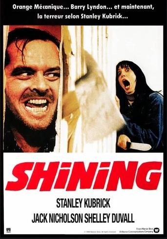 Shining réalisé par Stanley Kubrick