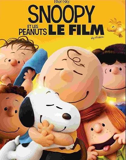 Snoopy et Les Peanuts réalisé par Steve Martino