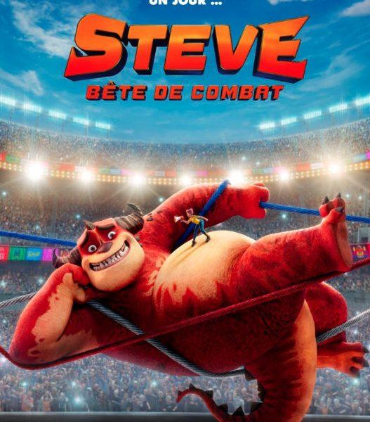 Steve, Bête de Combat réalisé par Hamish Grieve