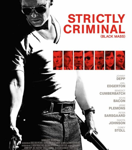 Strictly criminal écrit par Gerard O'neill et Dick Lehr