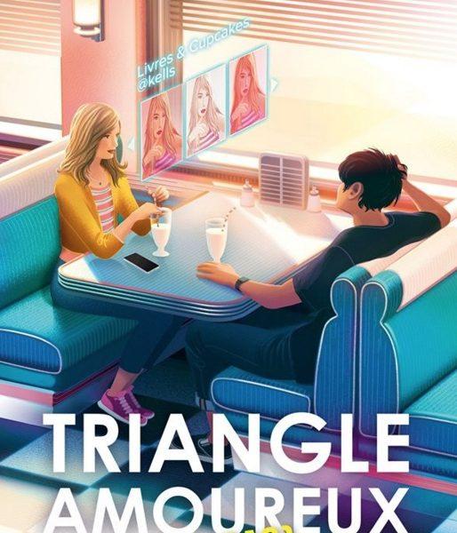Triangle amoureux (ou pas) écrit par Marisa Kanter