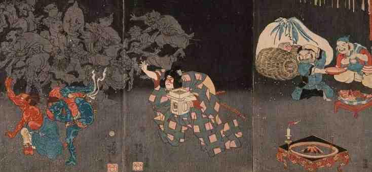 Les Mythes et Légendes au Japon