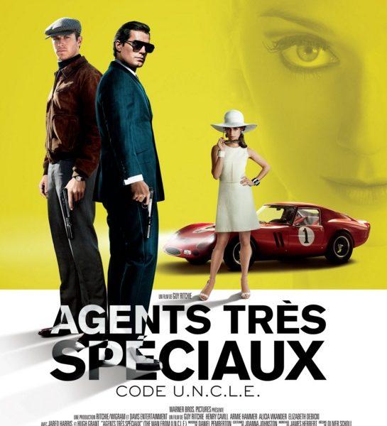 Agents très spéciaux – Code U.N.C.L.E réalisé par Guy Ritchie