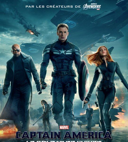 Captain America : Le Soldat de l'Hiver réalisé par Anthony et Joe Russo