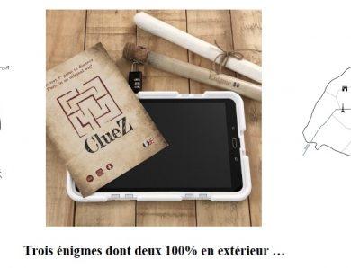 (Re)decouvrez Paris avec CluEz