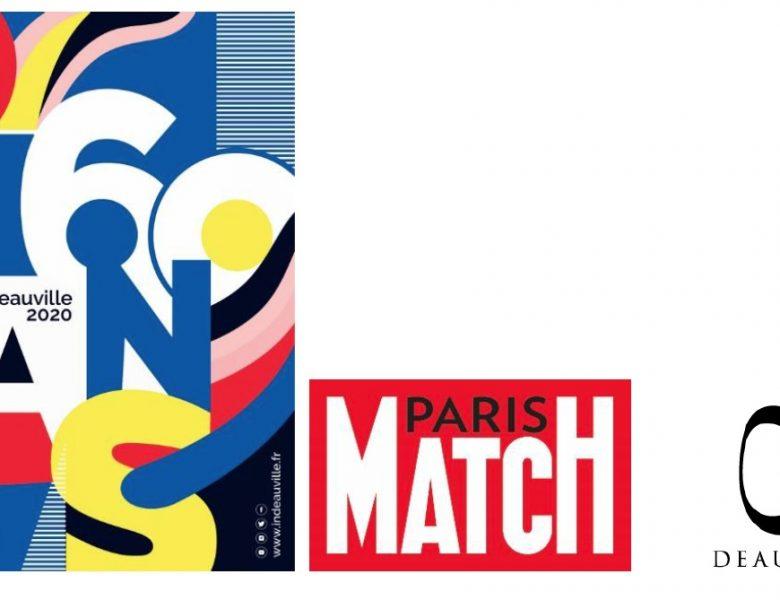 Deauville dans l'OEil de Paris Match (1949 > 2011), exposition de plein-air sur les Planches de Deauville
