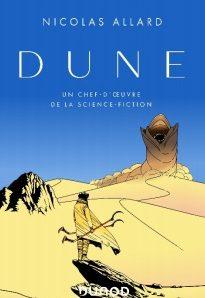 Dune : un chef-d'œuvre de la science-fiction écrit par Nicolas Allard