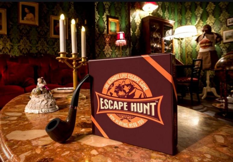 The Escape Hunt Experience : une enquête mystérieuse hors du temps, en 60 minutes chrono !