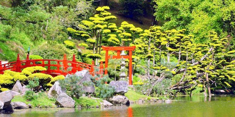 Parc Oriental de Maulévrier – Jardin Japonais (Anjou)