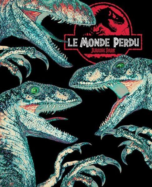 Le Monde perdu : Jurassic Park réalisé par Steven Spielberg