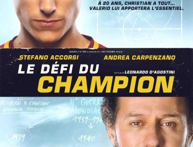 Le défi du Champion réalisé par Leonardo D'Agostini