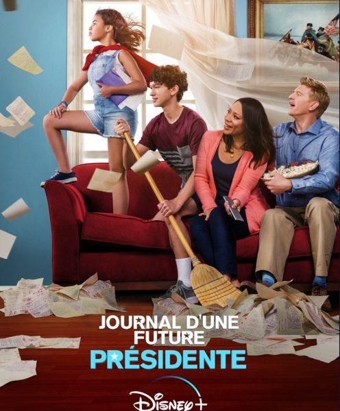 Le Journal d'une Future Présidente aura une 2e saison sur Disney +