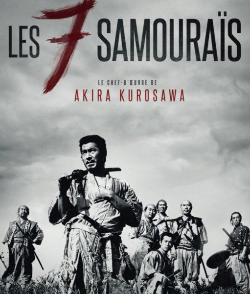 Les 7 Samouraïs réalisé par Akira Kurosawa