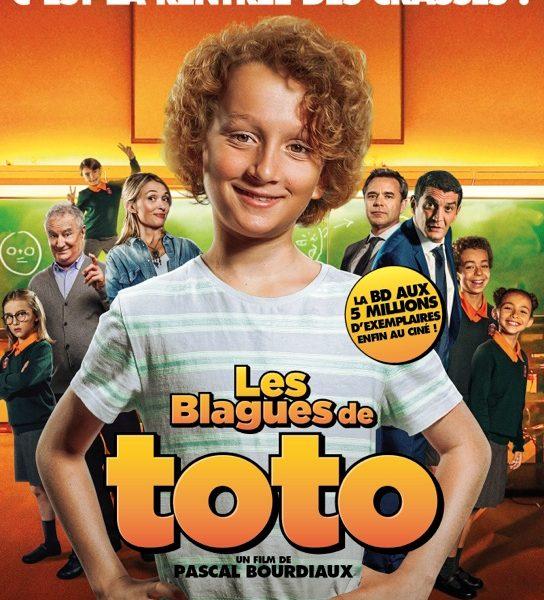 Les Blagues de Toto, d'après la BD phénomène, le 5 août au cinéma
