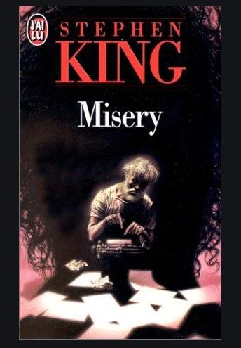 Misery, une pièce de William Goldman d'après le roman de Stephen King au théâtre Hébertot à Paris