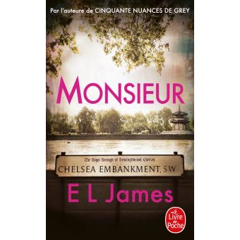 Monsieur écrit par El James