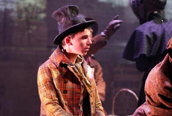 Entretien avec Nicolas Motet, jeune interprète d'Oliver Twist