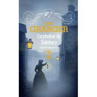 L'orpheline de Salisbury écrit par Ann Granger