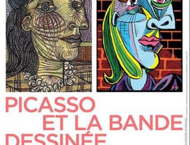 Picasso et la bande dessinée au Musée Picasso Paris