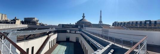 Réouverture du musée national des arts asiatiques – Guimet et accès à la terrasse panoramique (Paris)