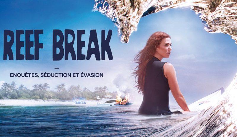 La série Américaine Reef Break