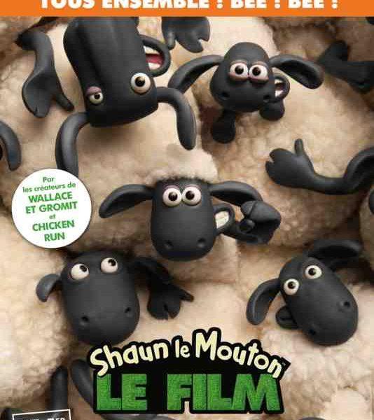 Shaun le Mouton réalisé par Mark Burton et Richard Starzak