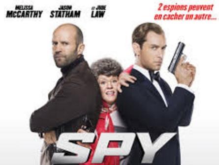 Spy réalisé par Paul Feig