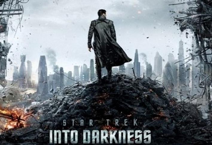 Star Trek Into Darkness réalisé par J.J. Abrams