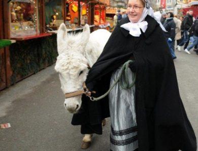 Tante Arie, bonne fée de Montbéliard