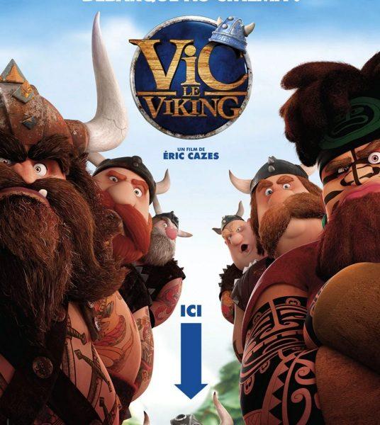 Vic le viking réalisé par Éric Cazes