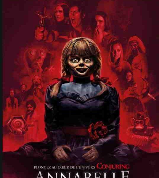 Annabelle 3 : La Maison du mal réalisé et écrit par Gary Dauberman