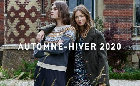 La mode automne / hiver 2020 by Monoprix se décline en plusieurs tendances : j'en choisi deux