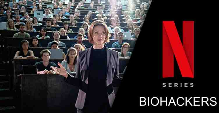 La série Allemande Biohackers