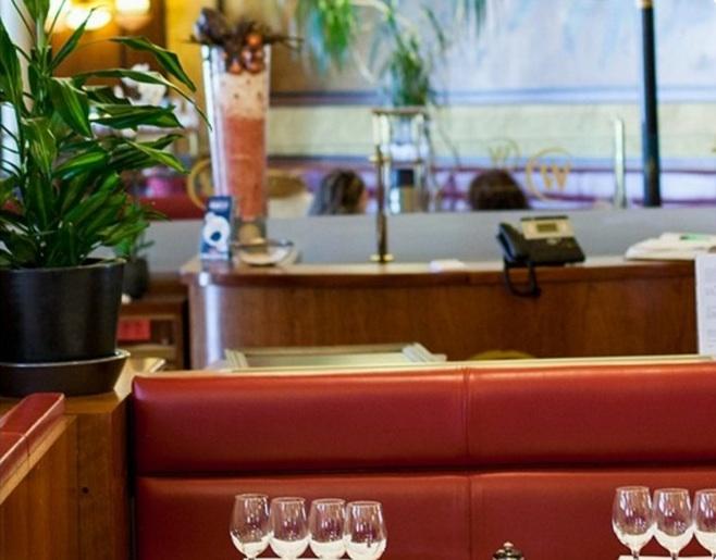 La brasserie Wepler (Paris)