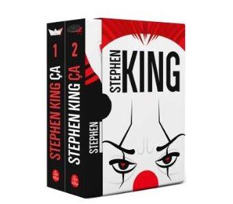 Ça écrit par Stephen King