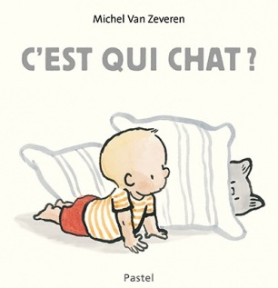C'est qui chat ? de  Michael Van Zeveren