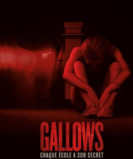 Gallows réalisé par Travis Cluff et Chris Lofing