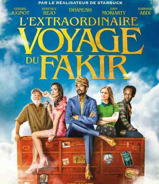 L'extraordinaire voyage du Fakir réalisé par  Ken Scott