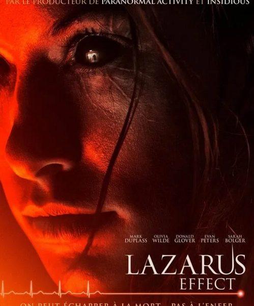 Lazarus Effect réalisé par David Gelb
