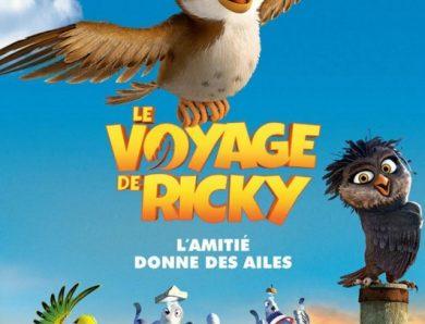 Le Voyage de Ricky réalisé par Toby Genkel et Reza Memari