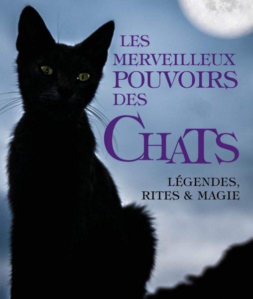 Les merveilleux pouvoirs des chats écrit par Ellen Dugan