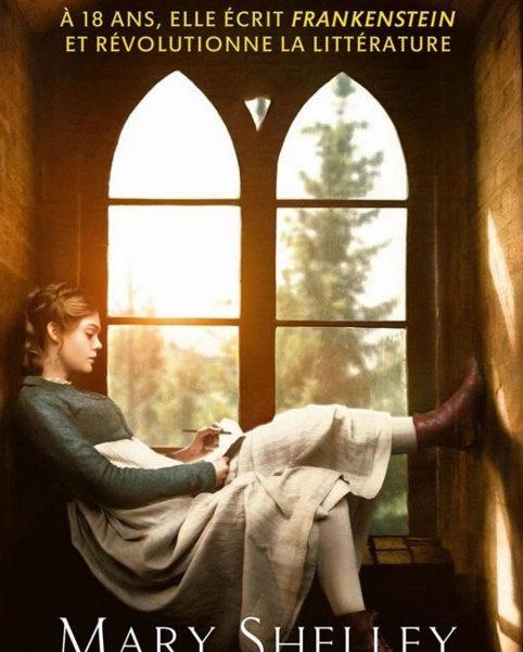 Mary Shelley réalisé par Haifaa Al Mansour