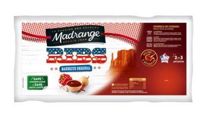 Les ribs classiques Madrange