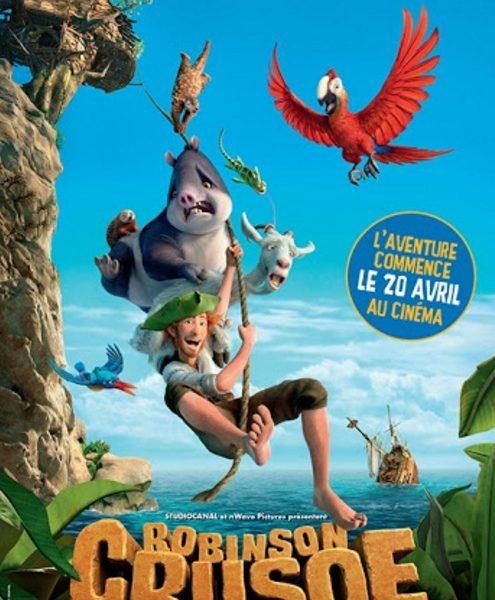 Robinson Crusoé réalisé par Vincent Kesteloot