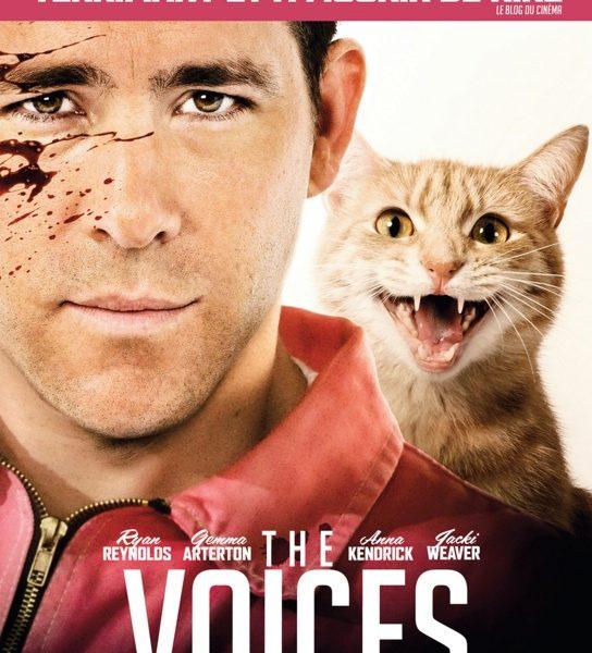 The Voices réalisé par Marjane Satrapi