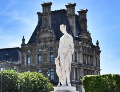 Mission Tuileries Jeu de piste au Jardin (sur appli) par Anima agent ludique.