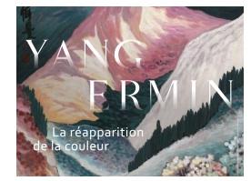 Yang Ermin : La Réapparition de la Couleur au Musée d'art et d'histoire Louis Senlecq de L'iIsle-Adam