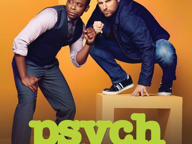 Psych : Enquêteur malgré lui (2006-2014) disponible sur Amazon Prime Video.
