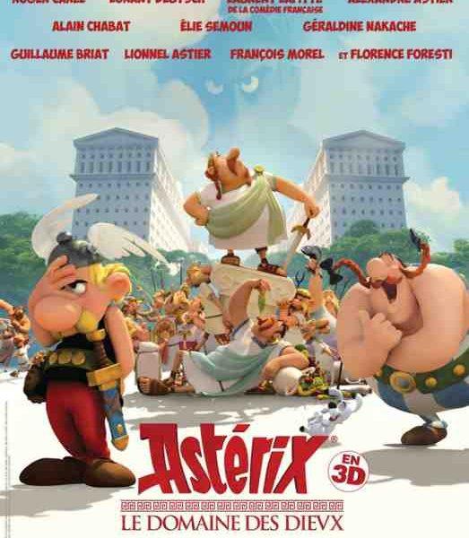 Astérix et Le Domaine des Dieux réalisé par Alexandre Astier et Louis Clichy