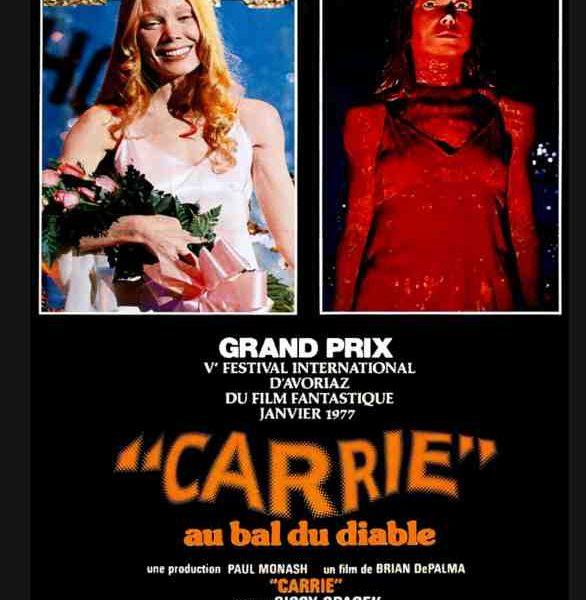 Carrie au bal du diable réalisé par Brian de Palma